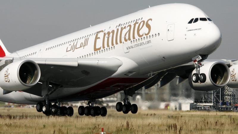 In einem solchen Airbus A380 ereignete sich das Drama um das sieben Jahre alte Mädchen aus Taiwan.