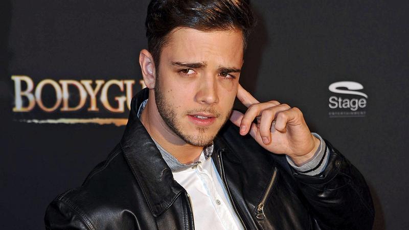 Luca Hänni ist aktuell Single