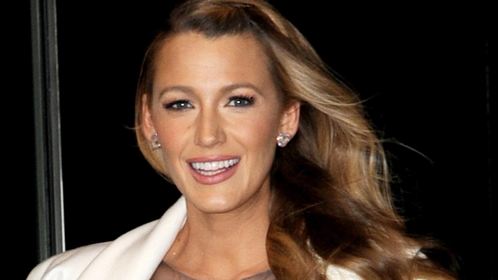"""Blake Lively landete mit dem Serien-Hit """"Gossip Girl"""" einen Volltreffer"""