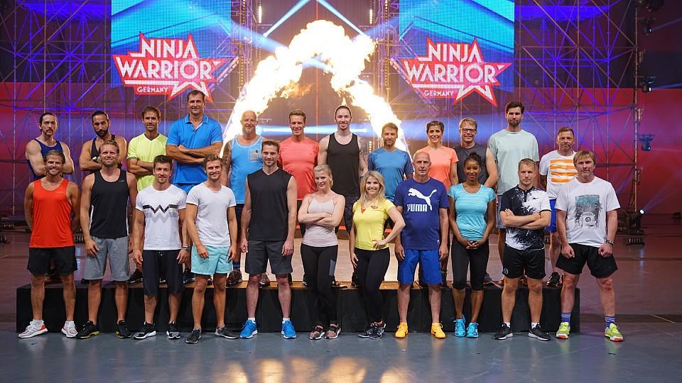 'Ninja Warrior Germany' geht mit einem Promi-Special zum Spendenmarathon weiter. Hier müssen sich dann diese 23 sportlichen Prominenten im wohl härtesten TV-Parcours der Welt beweisen.