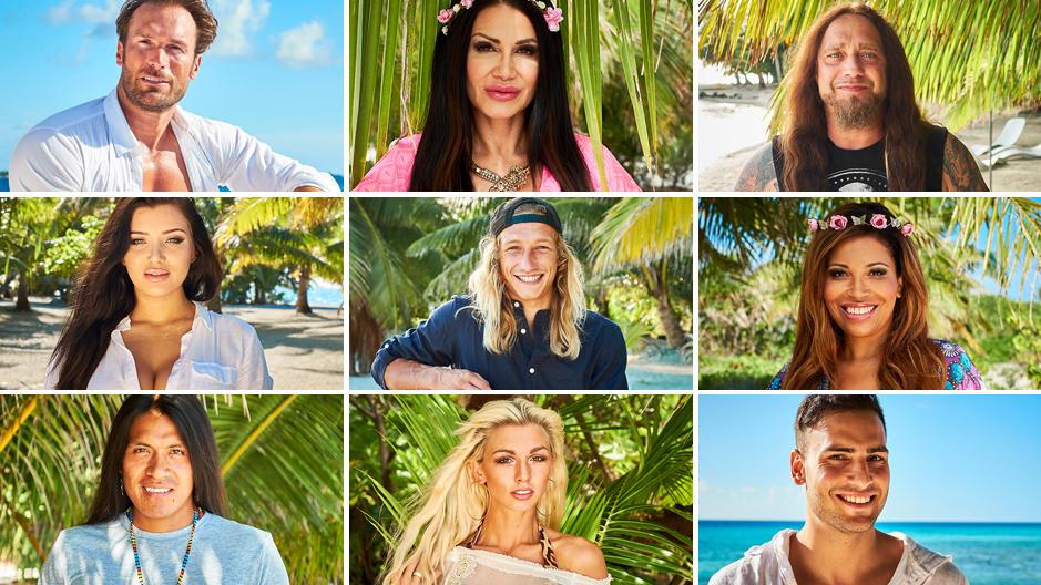 Adam sucht Eva: die Promi-Kandidaten
