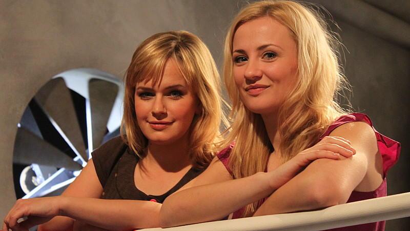 Stehen sich in Herzensangelegenheiten beratend zur Seite: Marylu Poolman und Ania Niedieck.