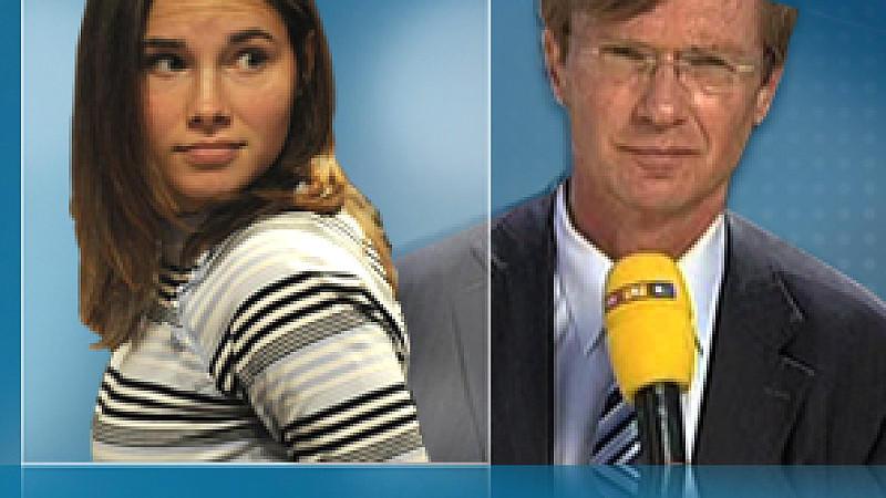 Der Fall Amanda Knox: Derzeit wird in Perugia wieder verhandelt