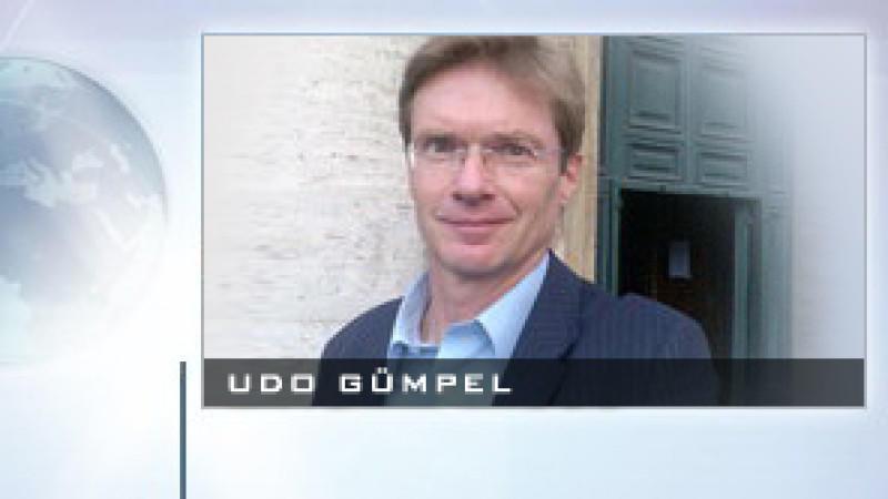 RTL-Korrespondent Udo Gümpel berichtet aus Perugia über die Hintergründe zum spektakulären Fall Amanda Knox