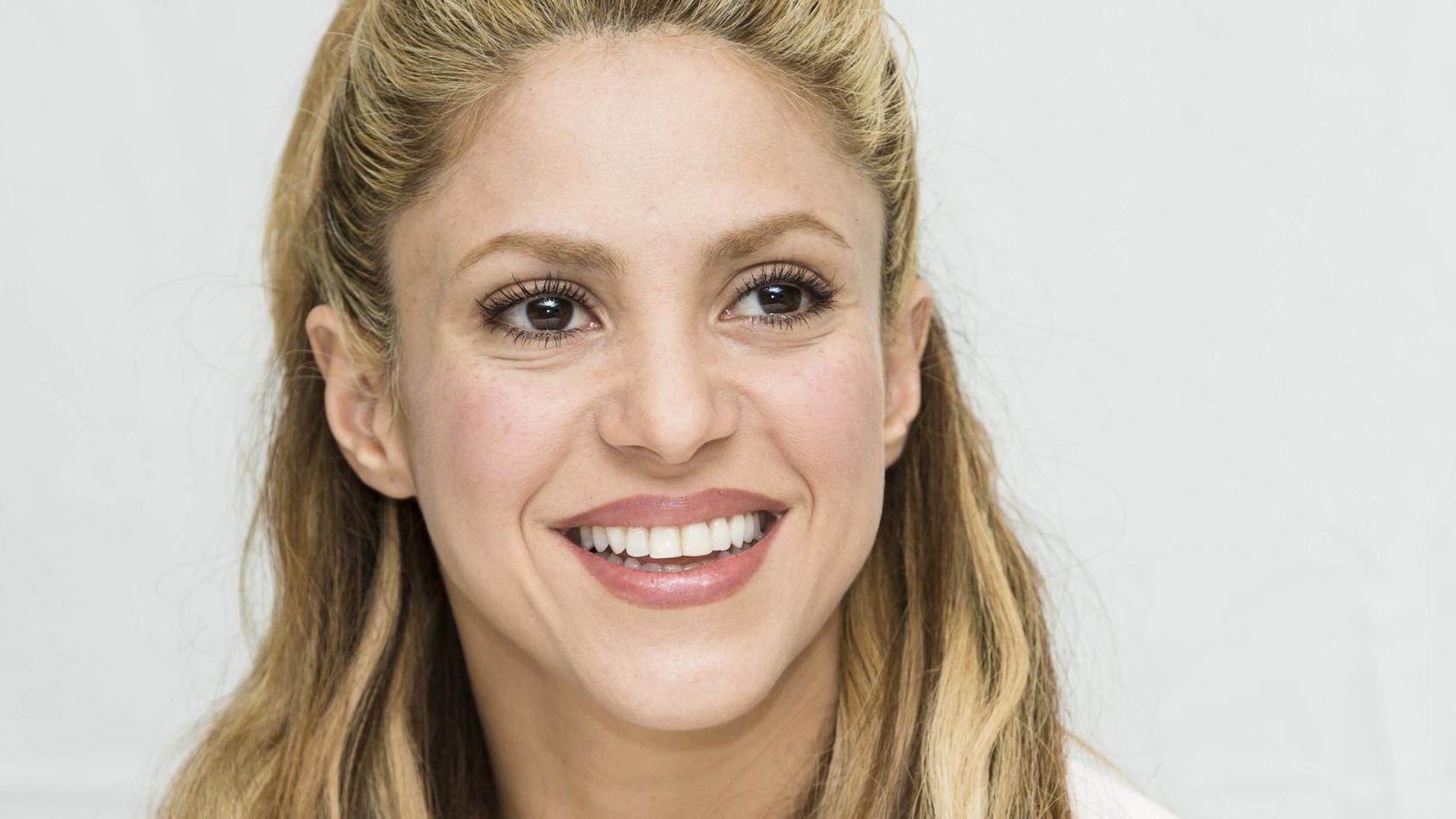 Kurz nach Weihnachten postete Shakira (41) jetzt ein bezauberndes Familienfoto  auf ihrer Instagram-Seite.