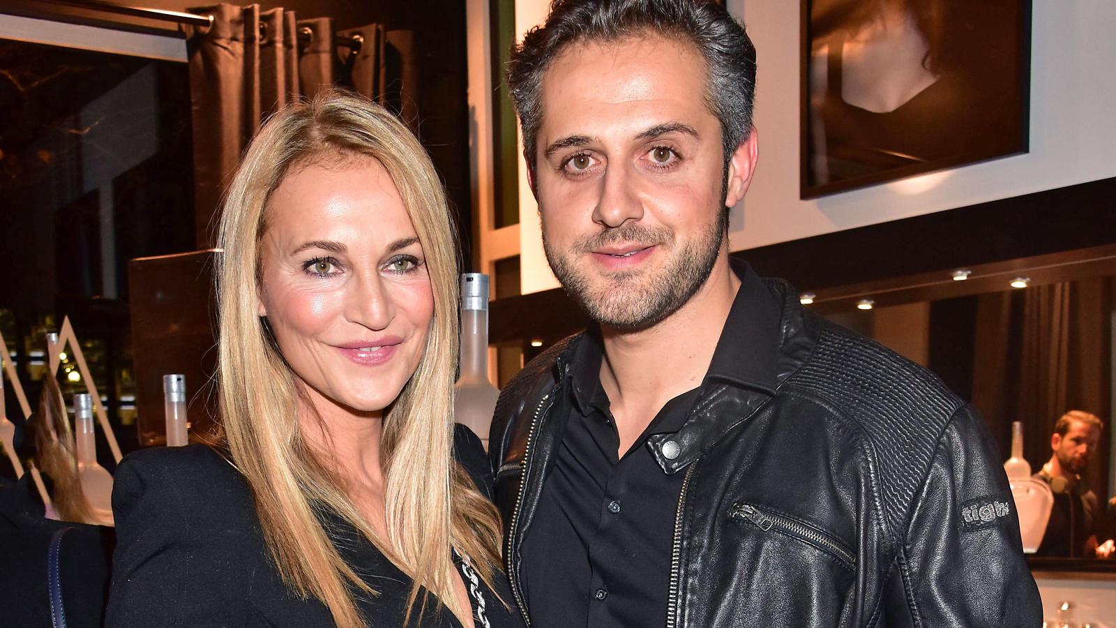 Caroline Beil und Philipp Sattler haben noch einmal geheiratet