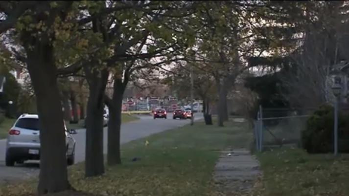Ein Undercover-Einsatz in dieser Wohngegend in Detroit ging ganz schön in die Hose. (Foto: Sceenshot www.fox2detroit.com)