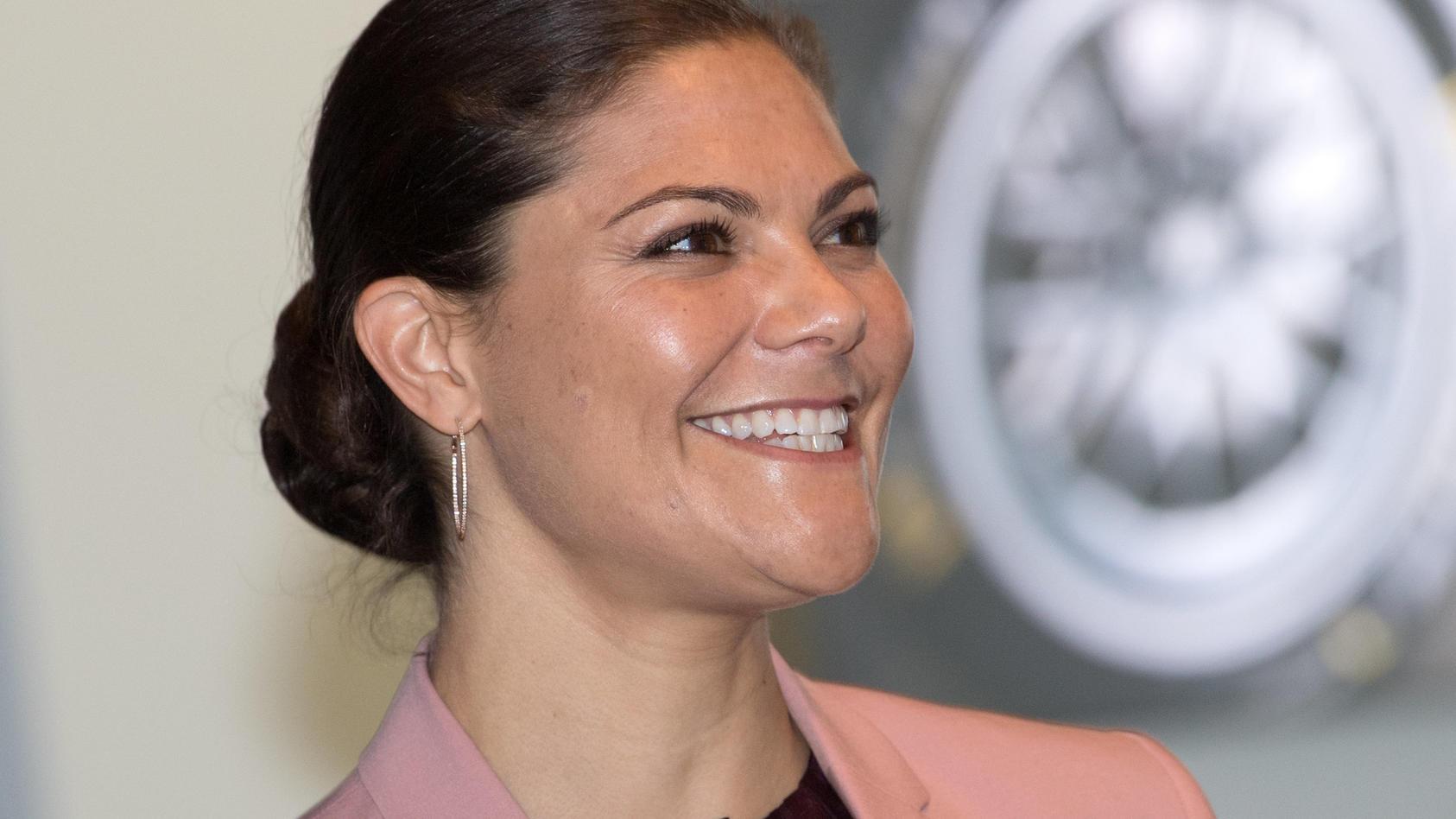 Kronprinzessin Victoria wird ihren Geburtstag traditionell auf Schloss Solliden verbringen.
