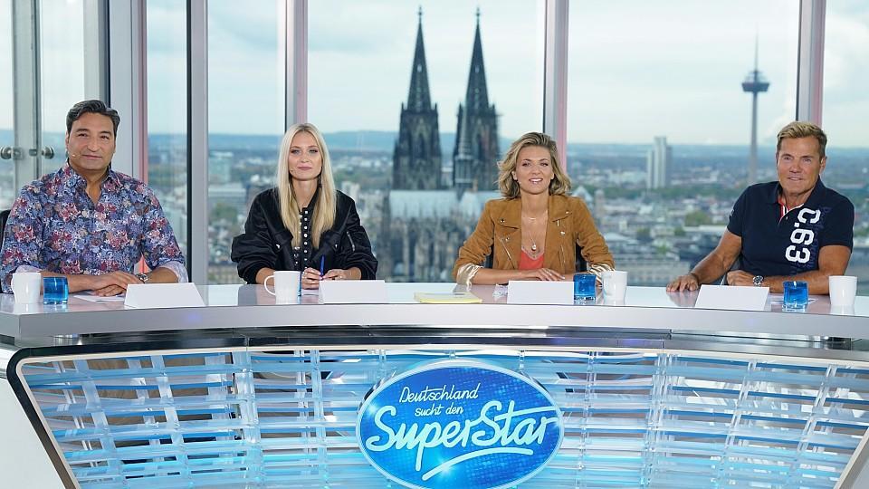 Ab dem 03. Januar 2018 machen sich Mousse T., Carolin Niemczyk, Ella Endlich und Dieter Bohlen auf die Suche nach Deutschlands neuem Superstar.