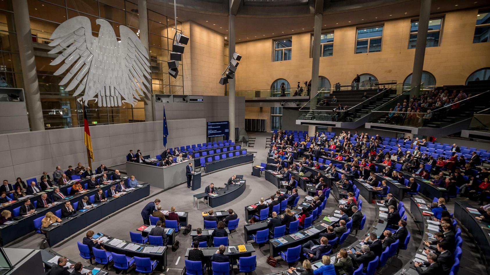 Dürfen sich die Bundestagsabgeordneten erneut auf eine Erhöhung ihrer Diäten freuen?