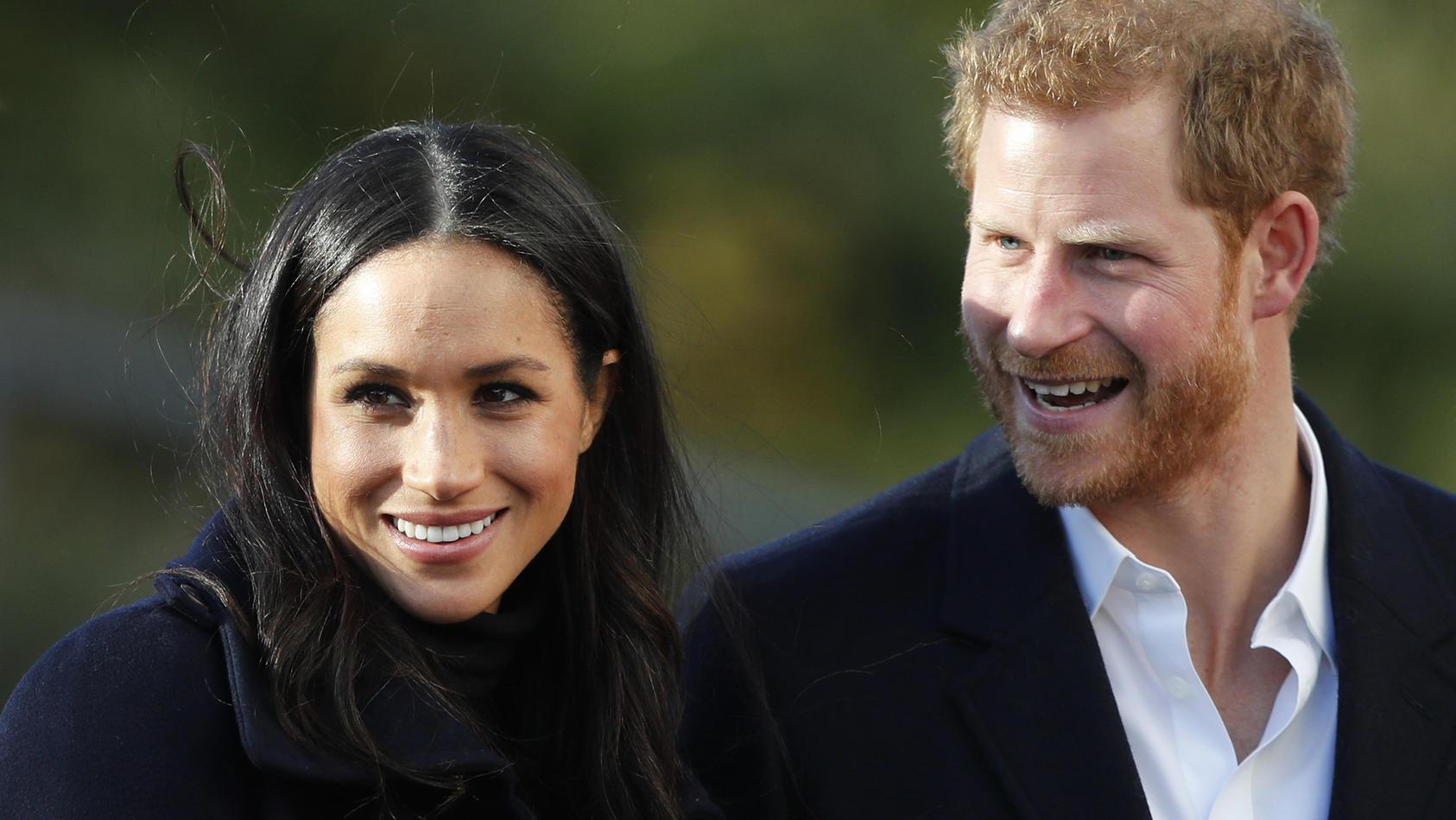 Herzogin Meghan und Prinz Harry haben nicht mit allen Royals ein gutes Verhältnis
