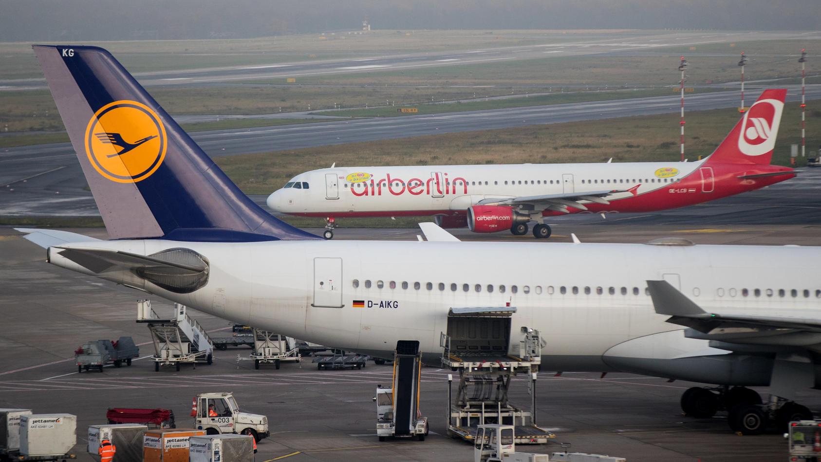 Kaum ist die Air Berlin-Pleite besiegelt, droht der Lufthansa wegen teurer Tickets Ungemach.