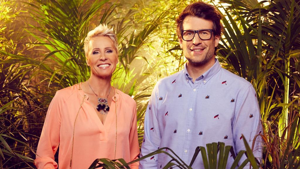 Dschungel-Duo: Moderatorin Sonja Zietlow und Moderator Daniel Hartwich