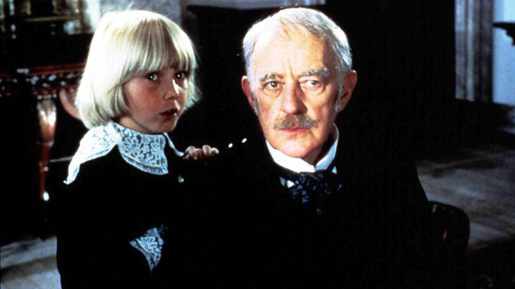 Little Lord Fauntleroy  (1980) Ricky Schroder, Alec Guinness   Cedric Erroll (Ricky Schroder) und der Earl of Dorincourt (Alec Guinness) Regie: Jack Gold , |