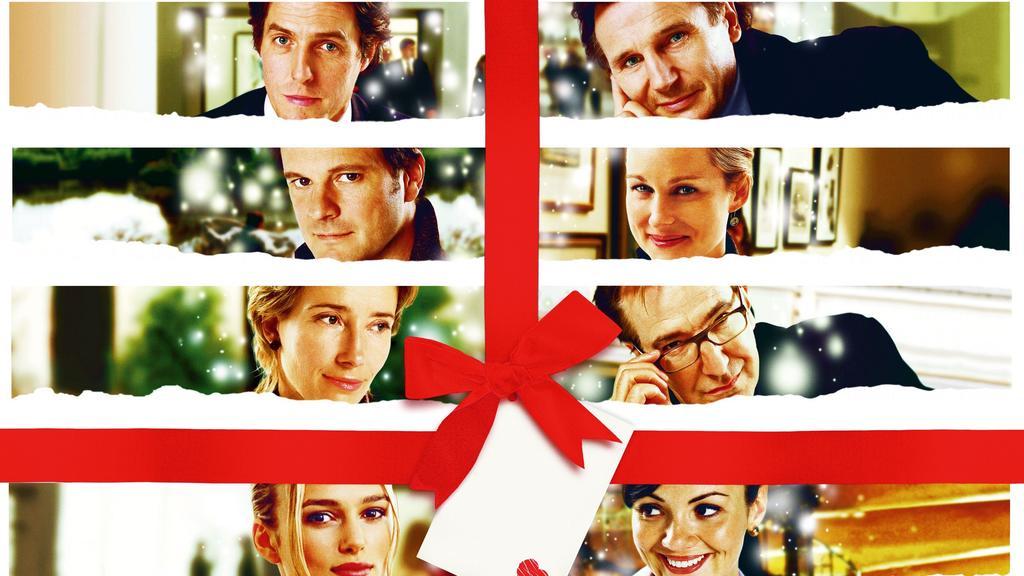 Tatsächlich Liebe unter anderem mit Keira Knitghley, Hugh Grant, Liam Neeson und Colin Firth.