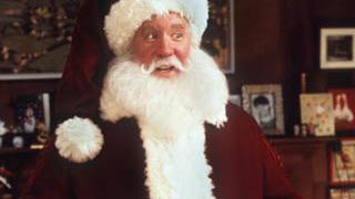 """Santa Clause (Tim Allen) in einer Szene aus dem Kinofilm """"Santa Clause 2: Eine noch schönere Bescherung""""."""