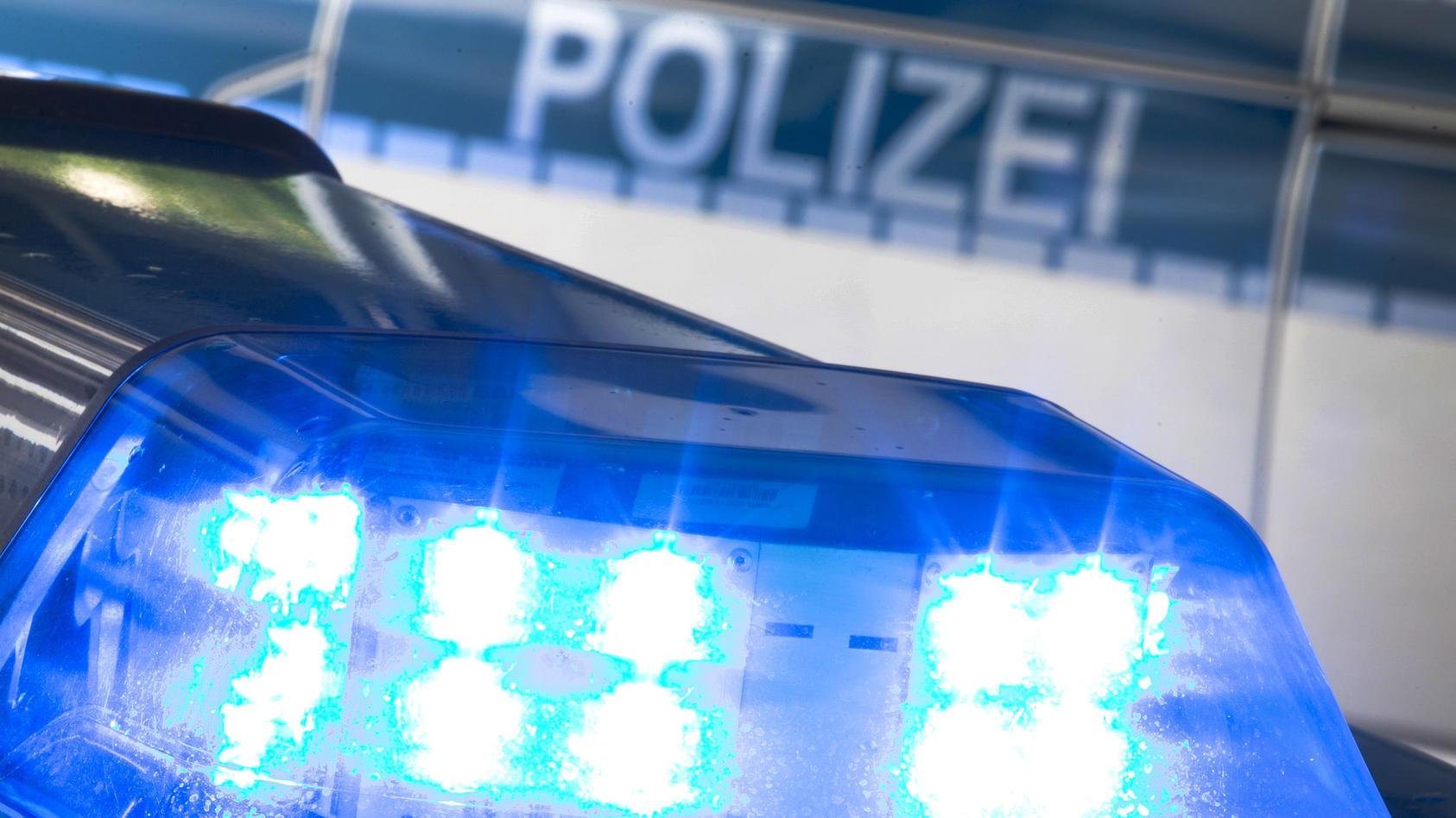 Die Ermittlungen der Polizei stehen erst ganz am Anfang (Symbolbild).