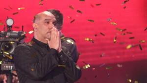 Kann sein Glück noch gar nicht fassen: Freddy Sahin-Scholl ist das Supertalent 2010.