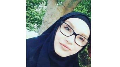 Juliane Hippel (16) aus Hamburg fuhr zu ihrem Freund nach Algerien.