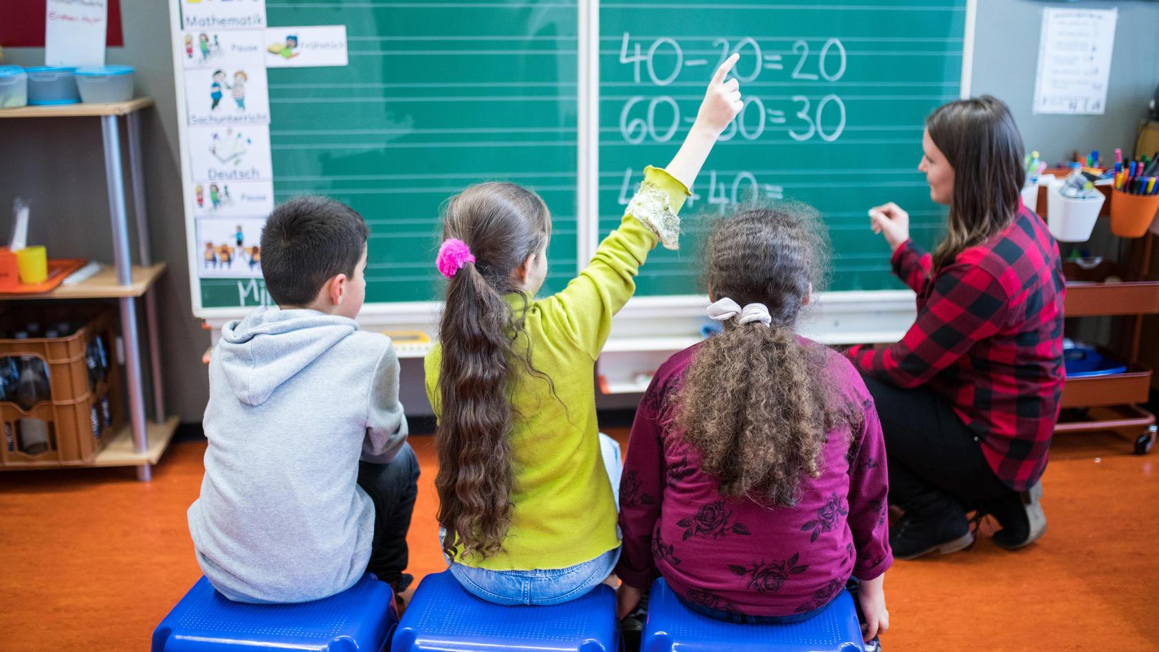 Im Moment entscheiden in NRW die Eltern, auf welche weiterführende Schule sie ihr Kind schicken.