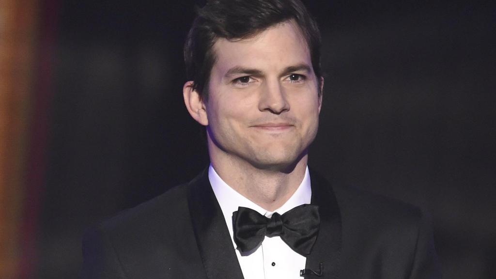 """Ashton Kutcher übernahm 2011 die Hauptrolle in """"Two and a Half Men""""."""