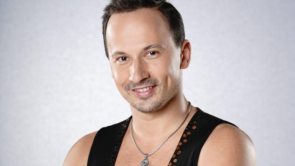 """Sergiu Luca ist in der 11. Staffel """"Let's Dance"""" als Profitänzer dabei."""