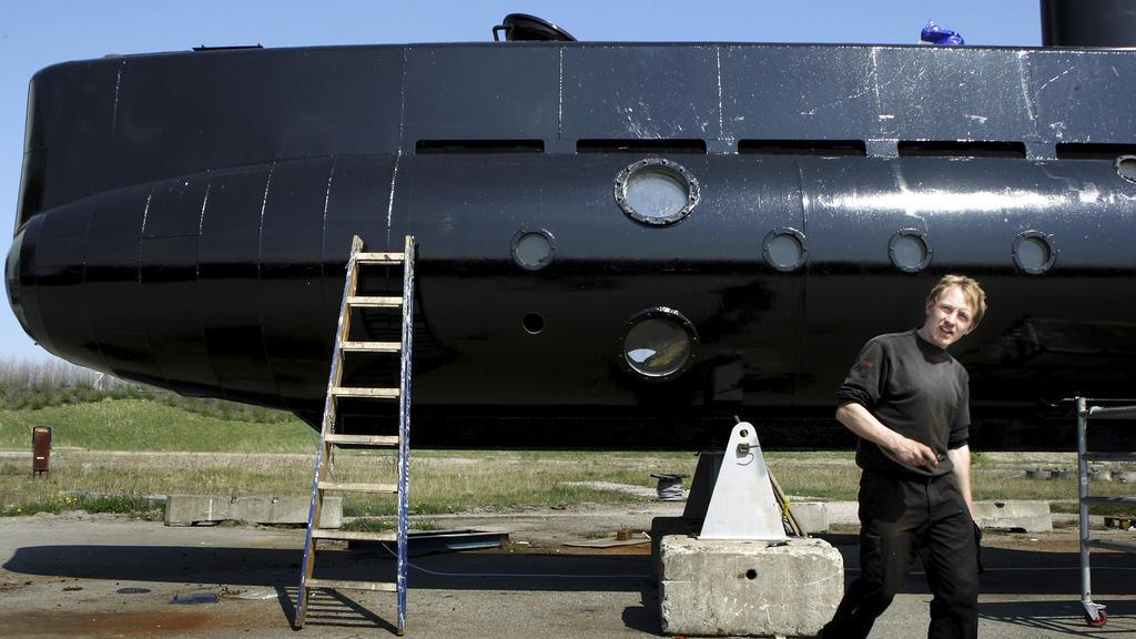 U-Boot-Mordfall in Dänemark
