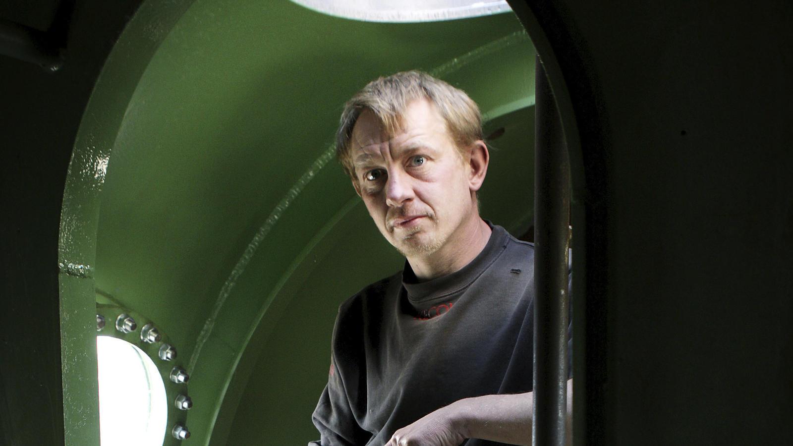 Peter Madsen wurde zu lebenslanger Haft verurteilt,  weil er im August 2017 die Journalistin Kim Wall an Bord seines U-Bootes getötet hat.