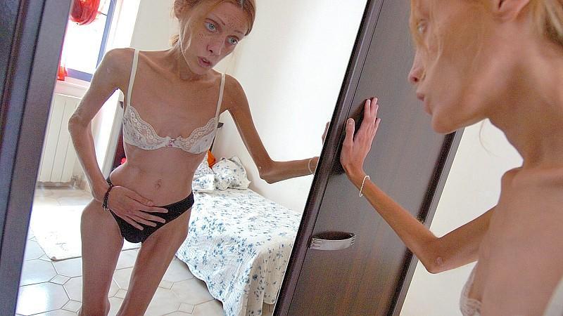 Das französische Model Isabelle Caro ist tot
