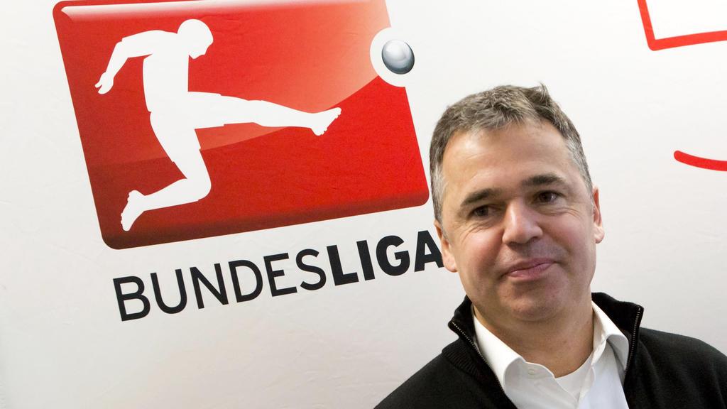 Andreas Rettig will die Einführung neuer Techniken nicht grundsätzlich ausschließen. Foto: Frank Rumpenhorst +++(c) dpa - Bildfunk+++