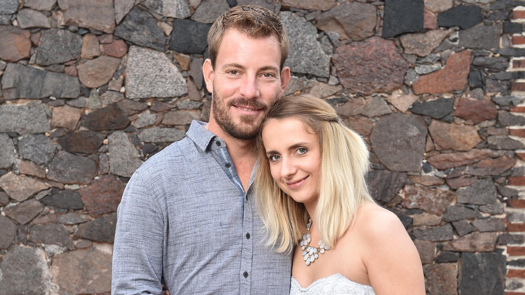 """Bauer Gerald und Anna haben sich 2017 bei """"Bauer sucht Frau"""" kennen- und liebengelernt."""