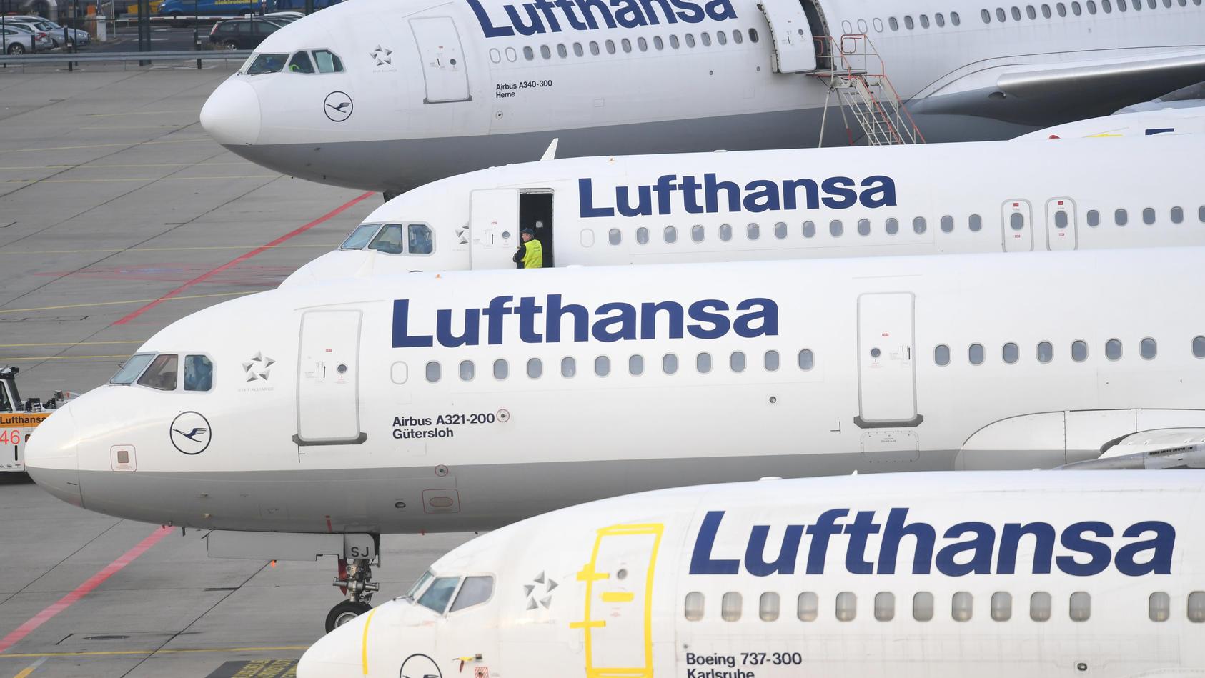 Lufthansa (Motivbild)