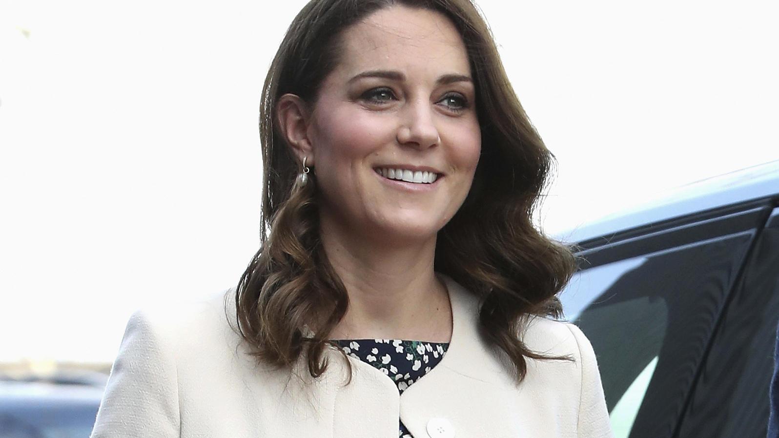 Herzogin Kate ganz privat