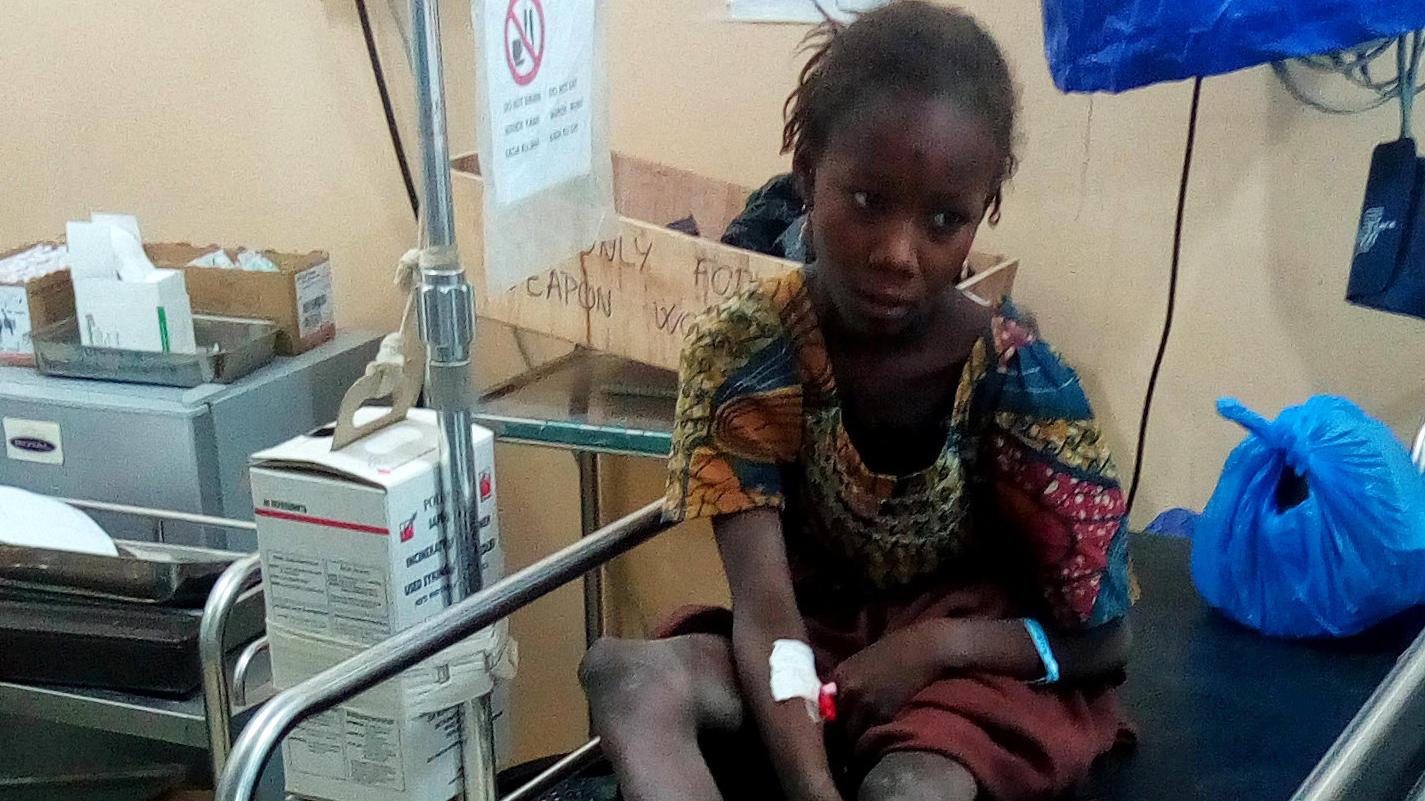 Viele Schulkinder werden in Nigeria Opfer der Boko-Haram-Kämpfer.