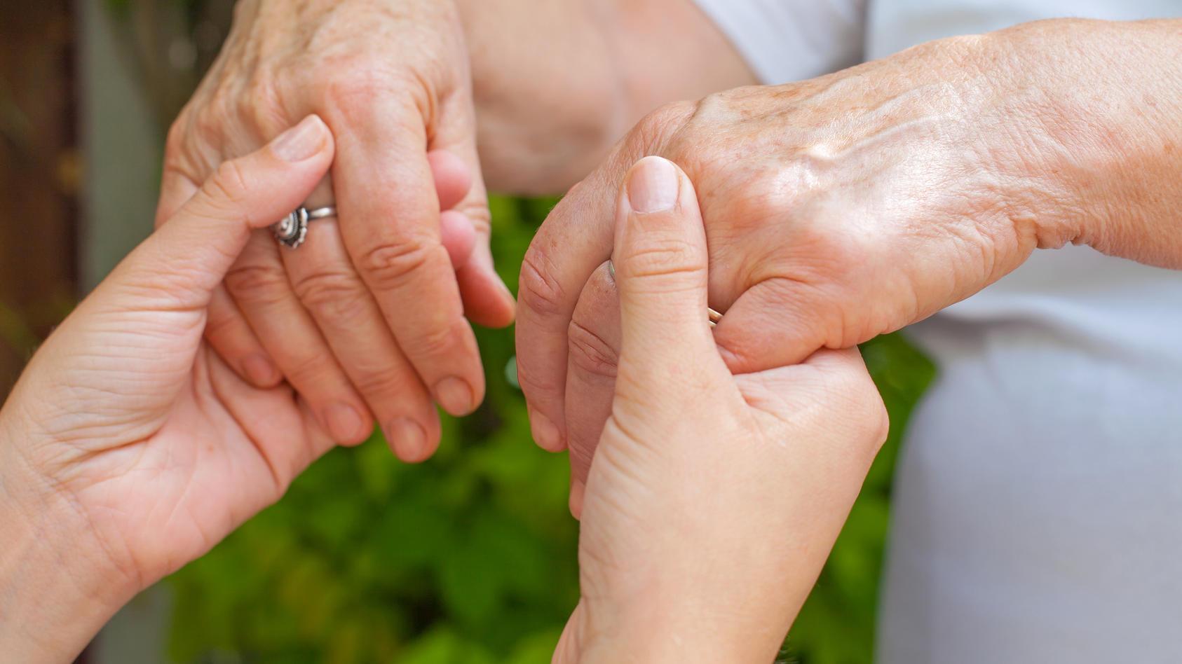 Parkinson ist eine chronische Nervenerkrankung.