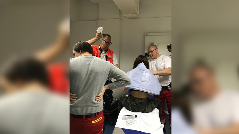 Vanessa Mai bei Probe in Rostock schwer verletzt