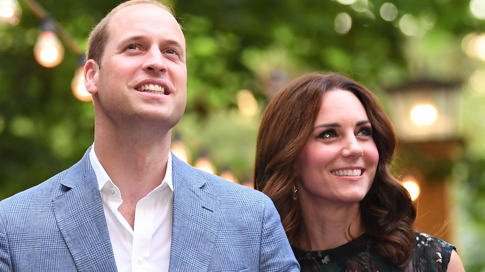 Prinz William und Herzogin Kate hatten Startschwierigkeiten beim ersten Kennenlernen.