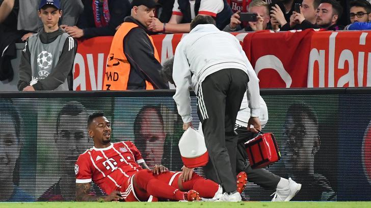 Jerome Boateng Verletzung