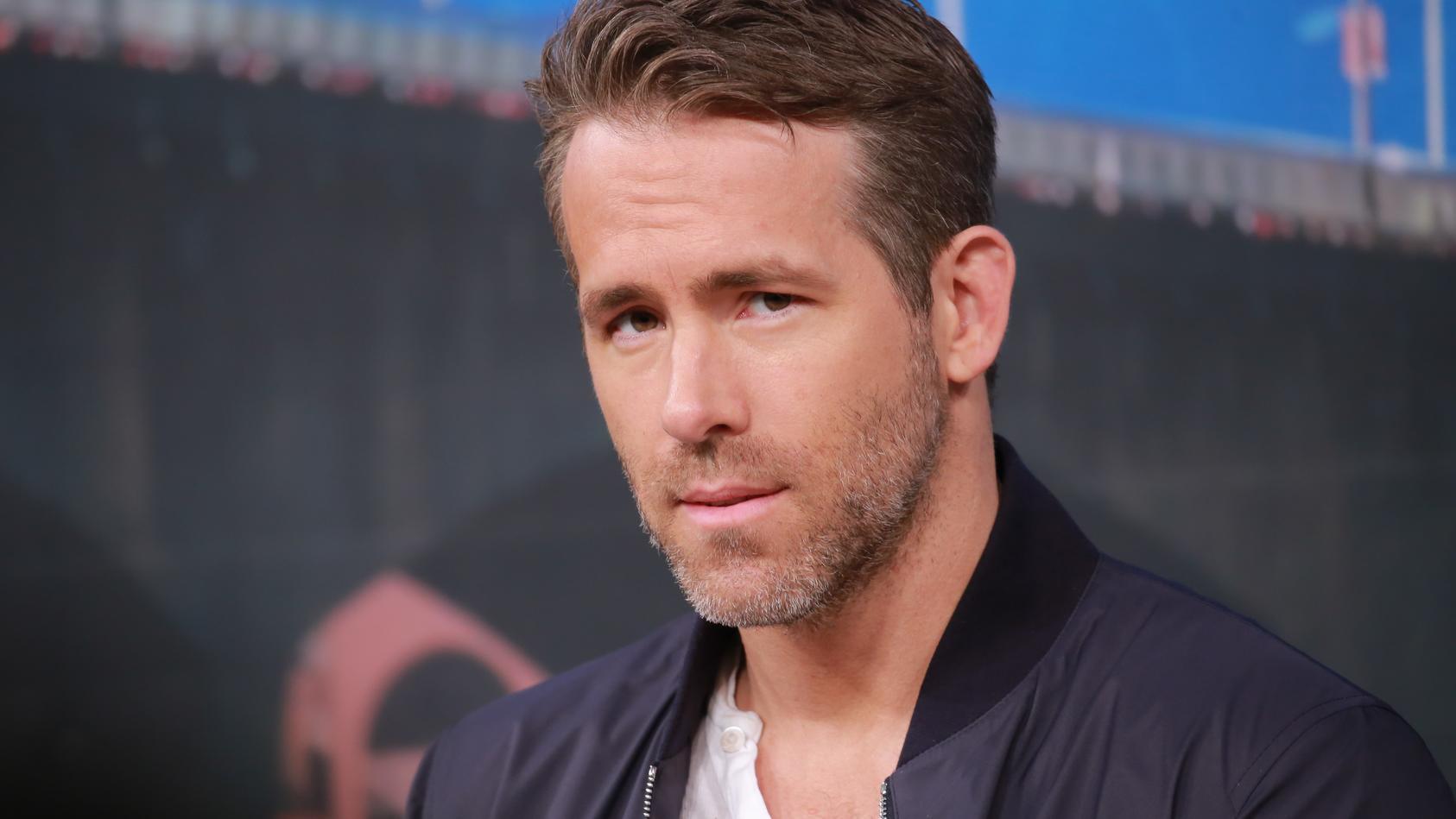 Ryan Reynolds entpuppt sich als Marketing-Profi