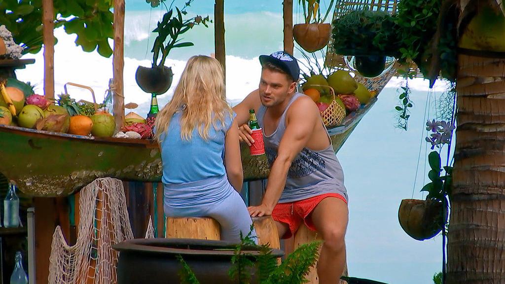 Johannes und Saskia reden Tacheles. Der Grund: Nico Schwanz.