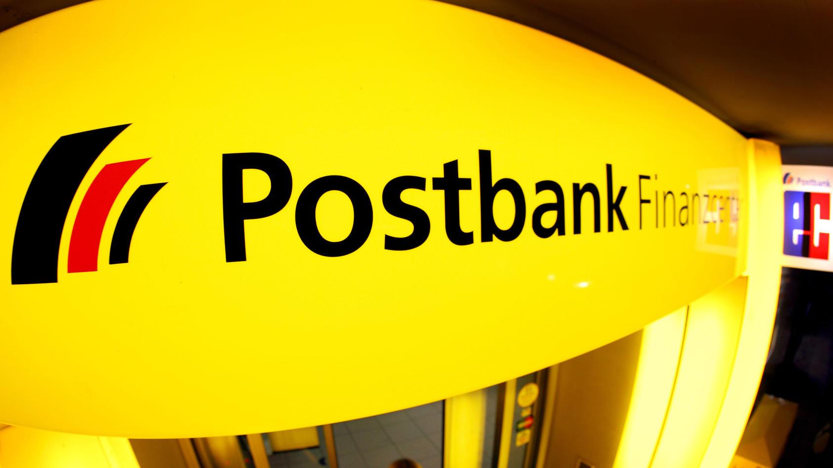 Bei der Klage ging es um eine AGB-Änderung der Postbank.