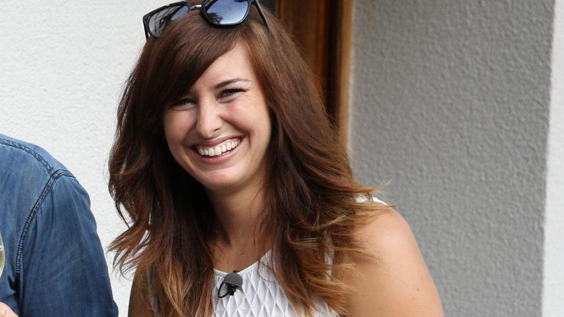 Ex-'Bachelor'-Kandidatin Ramona Stöckli erwartet ihr erstes Baby.