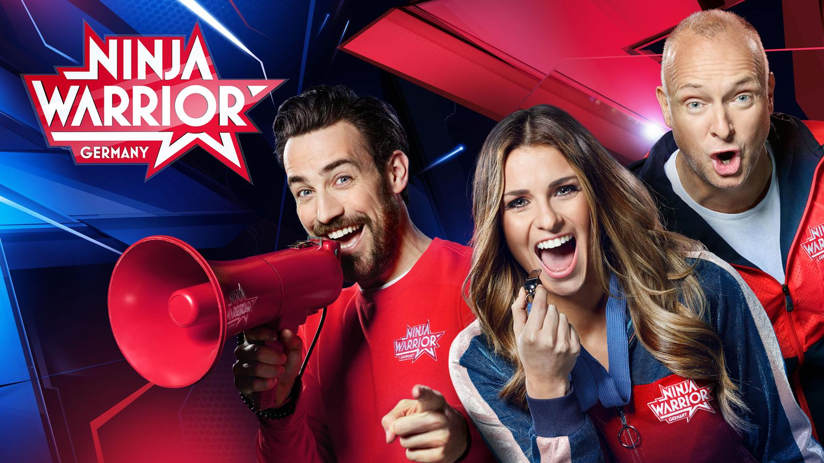 Samstag 20:15 Uhr, Ninja Warrior Germany - Staffel 6 - Wer wird Germany's Next Ninja Warrior?