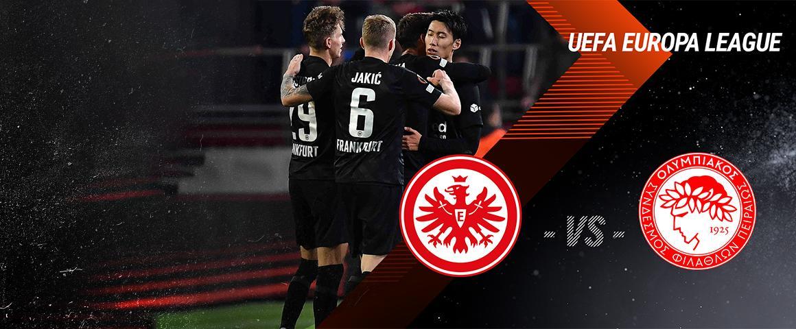 Fußball live auf RTL und TVNOW - Eintracht Frankfurt gegen Olympiacos Piräus – HIER LIVE
