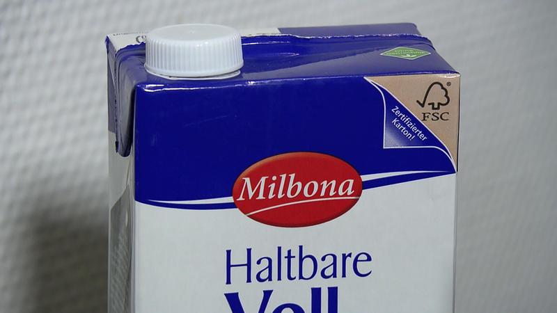 Milbona Milch Rückruf