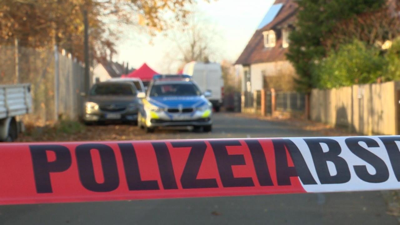 Frau (63) und Mann (62) in Nürnberg erschossen: Nachbarn hörten Schreie eines Kindes