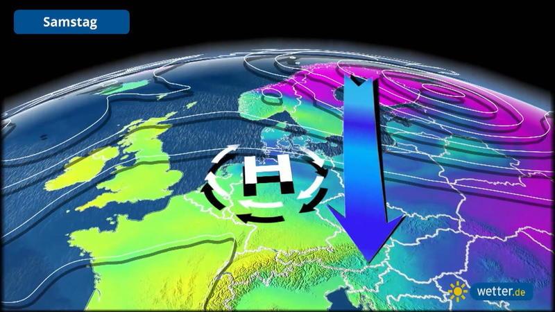 Wettertrend Hessen