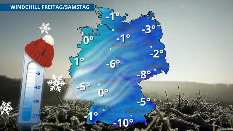 Wettertrend 14 Tage