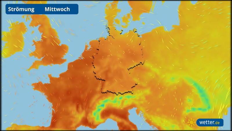 Unwetter Deutschland 2021